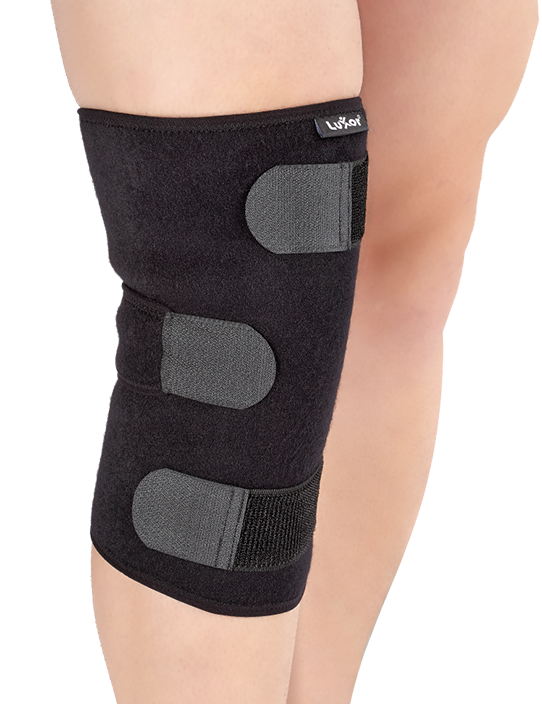 Useful in therapy requiring heat and compression.
